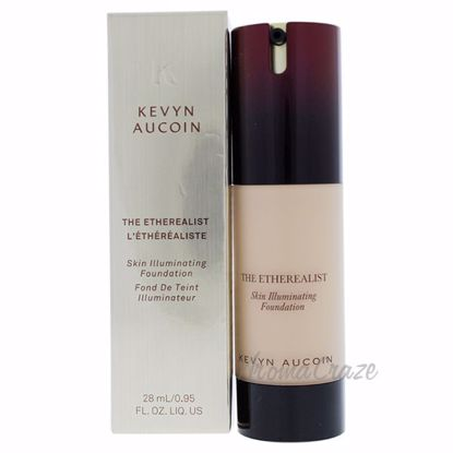 Picture of The Etherealist Skin Illuminating Foundation - EF 03 Light by Kevyn Aucoin for Women - 0.95 oz Found