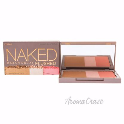 Picture of Naked Flushed Palette - Streak by Urban Decay for Women - 0.49 oz Makeup