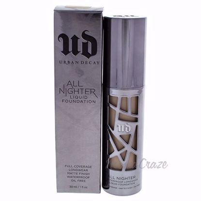 All Nighter Liquid Foundation - 2.0 Fair by Urban Decay for