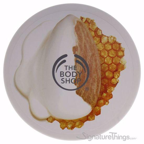Almond Milk & Honey Body Butter by The Body Shop for Women -
