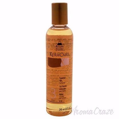 KeraCare Essential Oils by Avlon for Unisex - 8 oz Oil