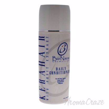Kerahair Daily Conditioner by Bionaza for Unisex - 16 oz Con