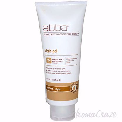 Pure Style Gel by ABBA for Unisex - 6.76 oz Gel