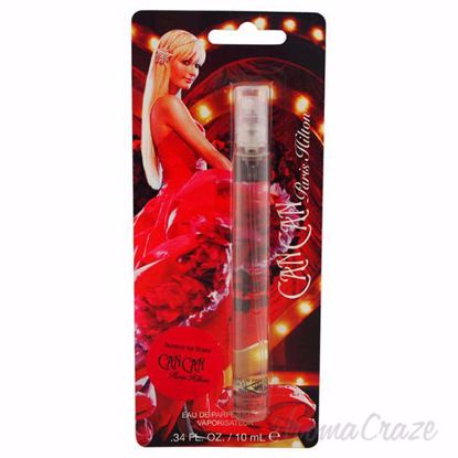 Can Can by Paris Hilton for Women - 0.34 oz EDP Spray (Mini)
