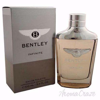 Bentley Infinite by Bentley for Men - 3.4 oz EDT Spray
