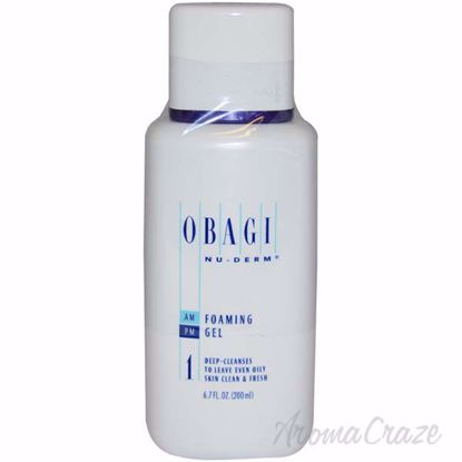 Obagi Nu-Derm #1 AM/PM Foaming Cleansing Gel by Obagi for Wo