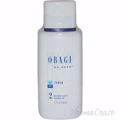 Obagi Nu-Derm #2 AM/PM Skin Toner by Obagi for Women - 6.7 o