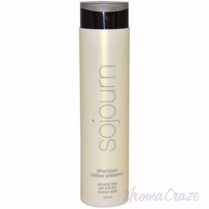 Shampoo Colour Preserve by Sojourn for Unisex - 10.1 oz Sham