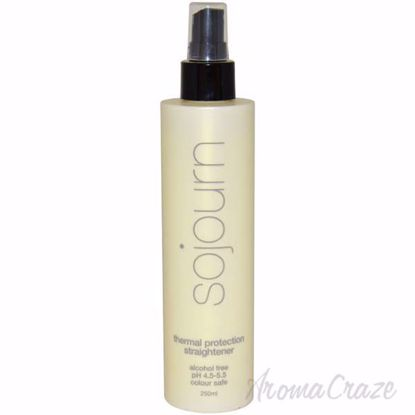 Thermal Protection Straightener by Sojourn for Unisex - 8.45