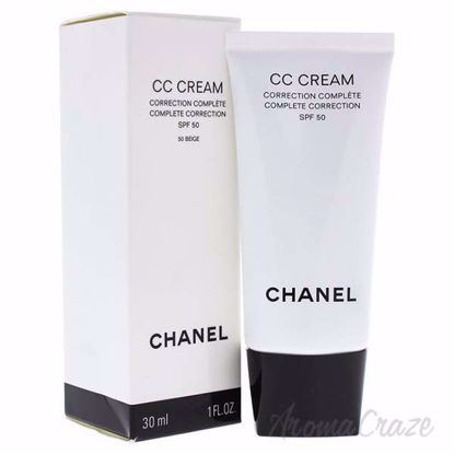 Picture of CC Cream Complete Correction SPF 50 - 50 Beige by Chanel for Women - 1 oz Makeup