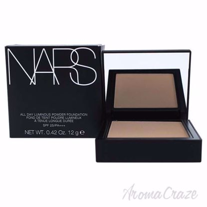 Picture of All Day Luminous Powder Foundation SPF 25 - 02 Mont Blanc - Light by NARS for Women - 0.42 oz Founda