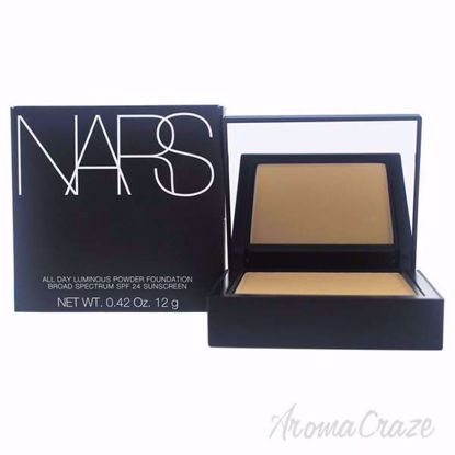 Picture of All Day Luminous Powder Foundation SPF 24 - 06 Laponie - Light by NARS for Women - 0.42 oz Foundatio