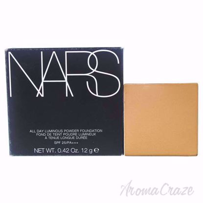 Picture of All Day Luminous Powder Foundation SPF 25 - 02 Santa Fe by NARS for Women - 0.42 oz Foundation (Refill)