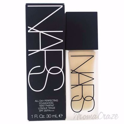 Picture of All Day Perfecting Foundation SPF 28 - 01 Siberia by NARS for Women - 1 oz Foundation