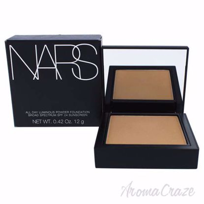 Picture of All Day Luminous Powder Foundation SPF 24 - 05 Fiji by NARS for Women - 0.42 oz Foundation