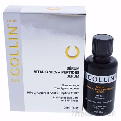 Vital-C 10 Percent Plus Peptides Serum by GM Collin for Unis