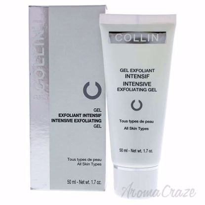 Intensive Exfoliating Gel by GM Collin for Unisex - 1.7 oz G