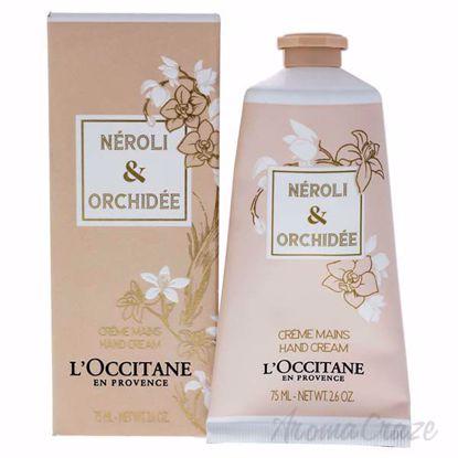 Neroli and Orchidee Hand Cream by LOccitane for Women - 2.6