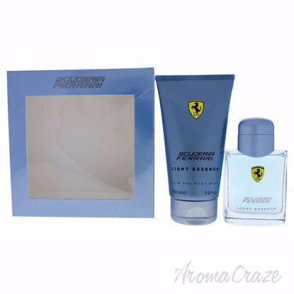 Ferrari Light Essence by Ferrari for Men - 2 Pc Gift Set 2.5