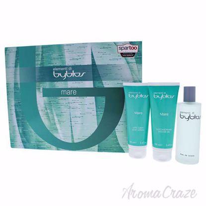 Elementi Di Mare by Byblos for Women - 3 Pc Gift Set 4.0oz E