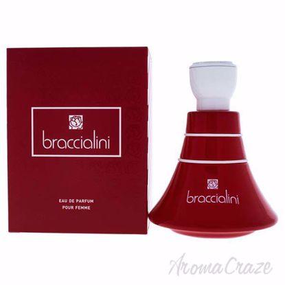 Red Pour Femme by Braccialini for Women - 3.4 oz EDP Spray