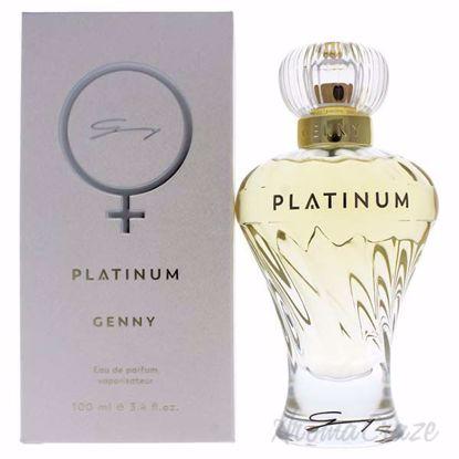 Platinum Genny by Genny for Women - 3.4 oz EDP Spray