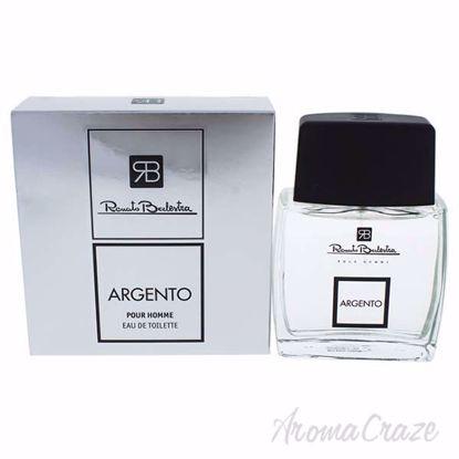 Argento by Renato Balestra for Men - 3.4 oz EDT Spray