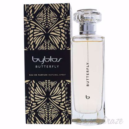 Butterfly by Byblos for Women - 3.4 oz EDP Spray