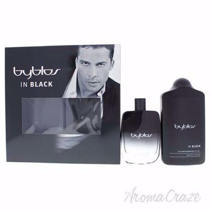 Byblos In Black by Byblos for Men - 2 Pc Gift Set 3.4oz EDT