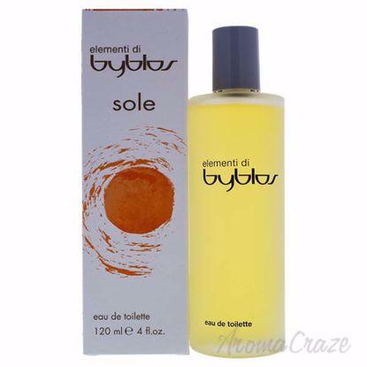 Elementi Di Sole by Byblos for Women - 4 oz EDT Spray