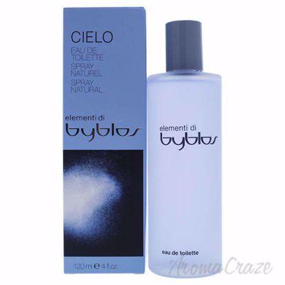 Elementi Di Cielo by Byblos for Women - 4 oz EDT Spray