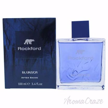 Picture of Blurock Aftershave Lotion by Rockford for Men - 3.4 oz Aftershave Lotion