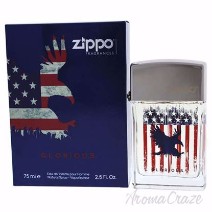 Glorious by Zippo for Men - 2.5 oz EDT Spray