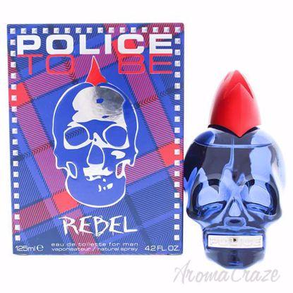 Police To Be Rebel by Police for Men - 4.2 oz EDT Spray