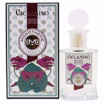 Ciclamino by Monotheme for Women - 3.4 oz EDT Spray