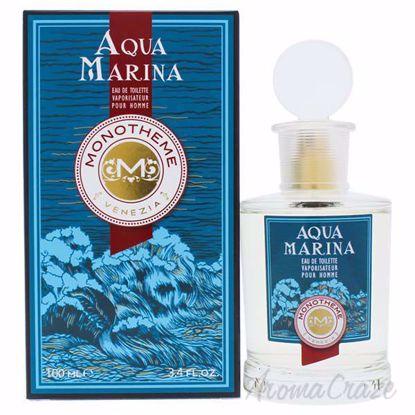 Aqua Marina by Monotheme for Men - 3.4 oz EDT Spray