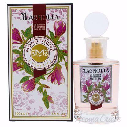 Magnolia by Monotheme for Women - 3.4 oz EDT Spray
