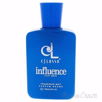 Influence by CJ Lasso for Men - 7.6 oz Fragrance Mist
