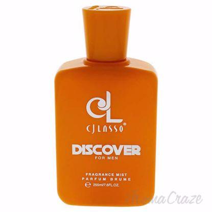 Discover by CJ Lasso for Men - 7.6 oz Fragrance Mist