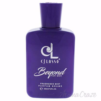 Beyond by CJ Lasso for Men - 7.6 oz Fragrance Mist