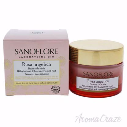 Rosa Angelica 48-Hour Rehydrating and Regenerating Night Bal