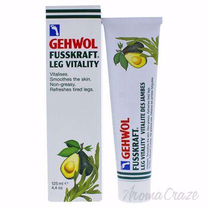Fusskraft Leg Vitality Balm by Gehwol for Unisex - 4.4 oz Ba