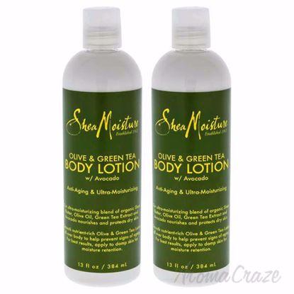 Olive & Green Tea Body Lotion Anti-Aging & Ultra-Moisturizin