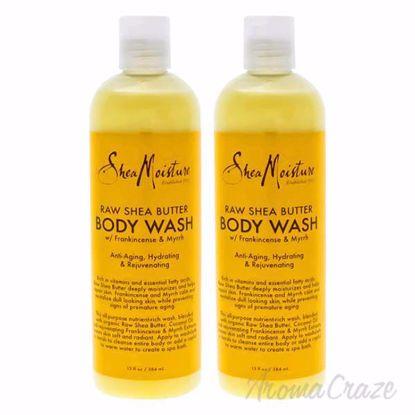 Raw Shea Butter Body Wash by Shea Moisture for Unisex - 13 o