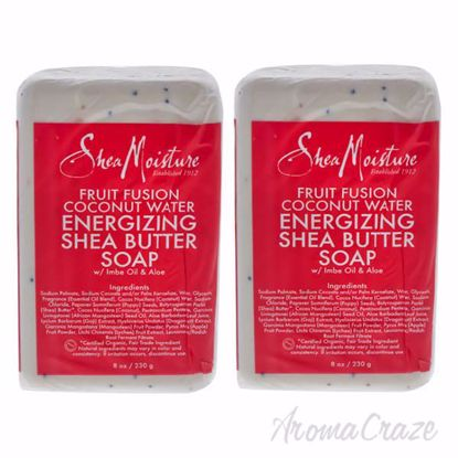 Fruit Fusion Coconut Water Energizing Shea Butter Soap by Sh
