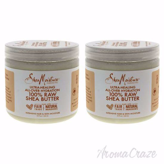 100% Raw Shea Butter Intensive Hair and Skin Moisture by She