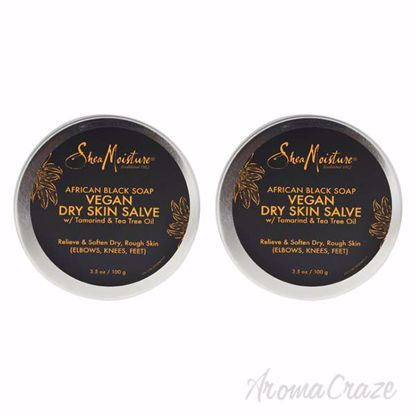 African Black Soap Vegan Salve Cream by Shea Moisture for Un