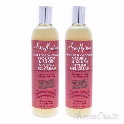 Peace Rose Oil Complex Nourish and Silken Styling Gel-Cream
