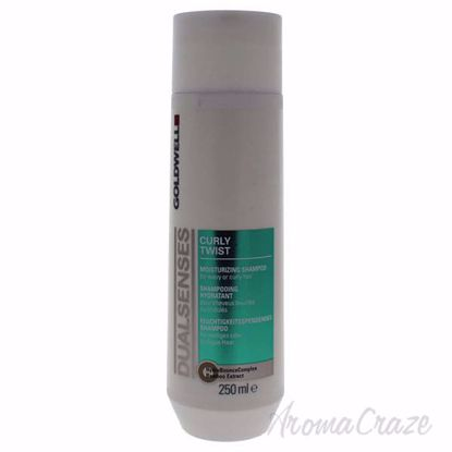 Dualsenses Curly Twist Moisturizing Shampoo by Goldwell for