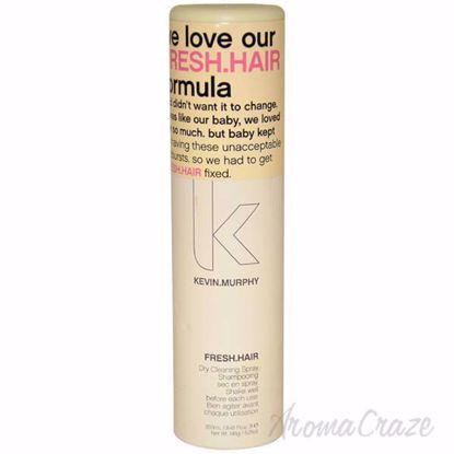Fresh.Hair Dry Cleaning Spray by Kevin Murphy for Unisex - 8
